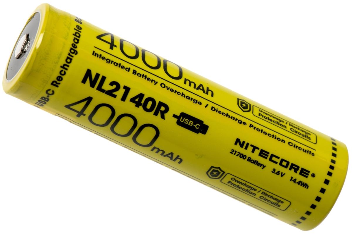 NITECORE 21700 Akku Ladegeräte für den Haushalt günstig
