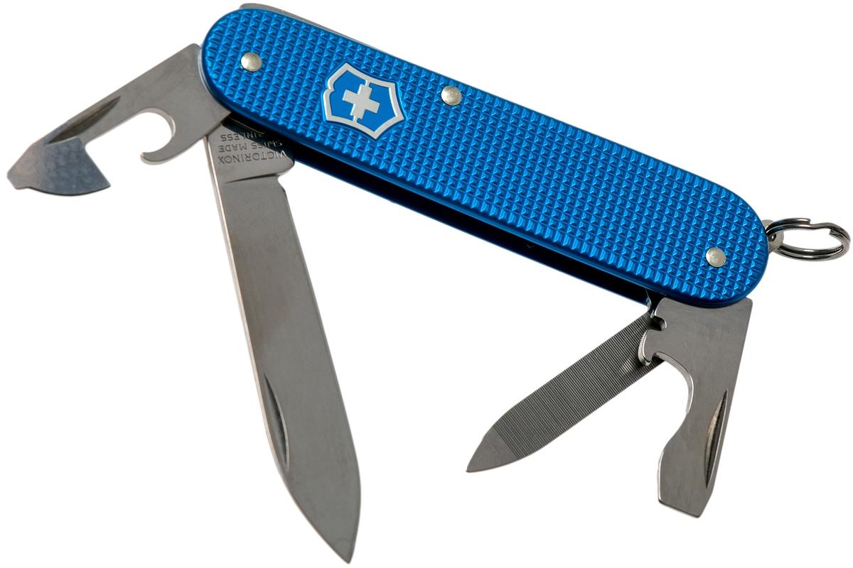 Cadet Victorinox Alox Limited Edition 2020 Aqua Blue