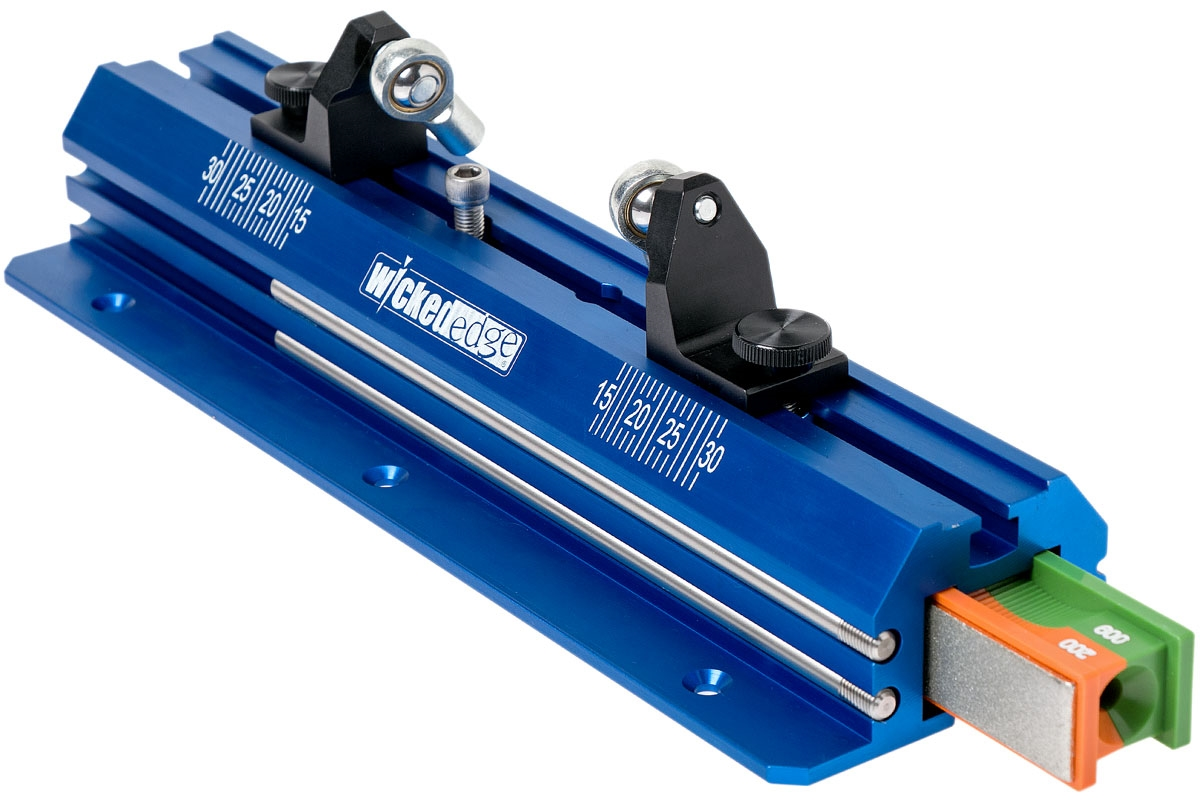 Wicked Edge GO sharpening system WE50