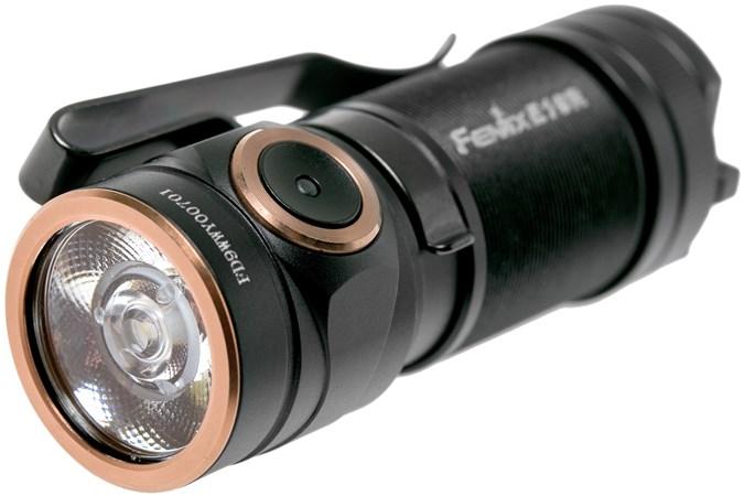 Vaak Fenix E18R oplaadbare LED-zaklamp | Voordelig kopen bij VO39
