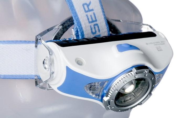 Bleu LEDLENSER ® mh11 extérieur DEL Lampe frontale avec batterie1000 lmCouleur