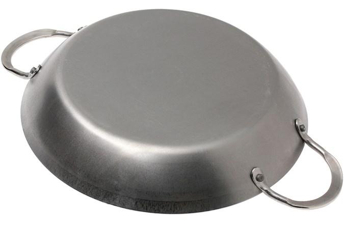 de Buyer Mineral B Element paella-pan 32 cm 5652.32   Advantageously ...