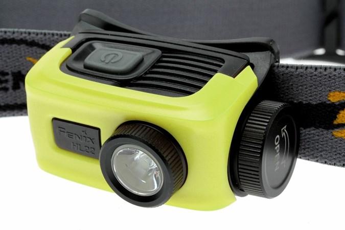 Groen Led Licht : Fenix hl led stirnlampe grün günstiger shoppen bei