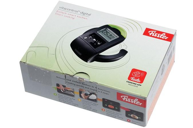 8a02652c28 Fissler Vitacontrol Digital Pressure Cooker Timer with app ...