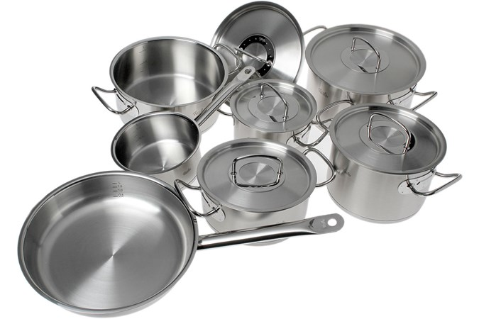 Fissler Original Profi Collection Kochgeschirr Set 7 Teilig