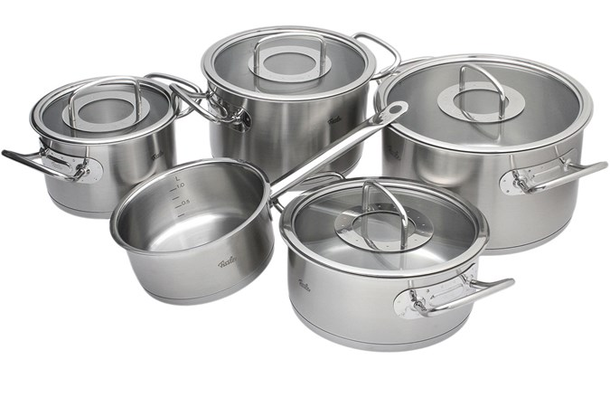 Fissler Original Profi Collection Kochgeschirr Set 5 Tlg Mit