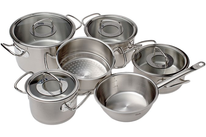 Fissler Original Profi Collection Kochgeschirr Set 6 Teilig