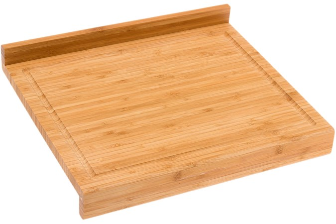 il cucinino bahama b3277 schneidebrett bambus 40x35x2 cm g nstiger shoppen bei. Black Bedroom Furniture Sets. Home Design Ideas