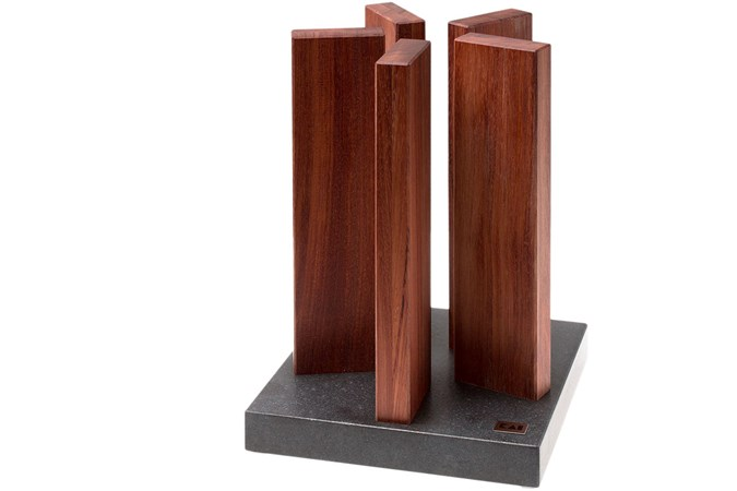 kai stonehenge knife block magnetic granite redwood sth 1 advantageously shopping at. Black Bedroom Furniture Sets. Home Design Ideas