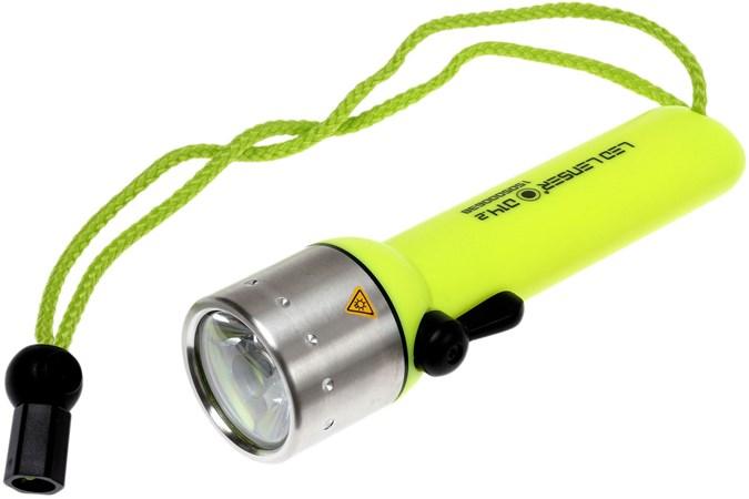 Plongée D14 Lenser Led De 2 Lampe ybfgvIY76