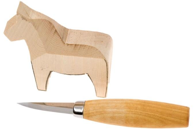 Mora Wood Carving Kit Dalahorse 120 Carving Set