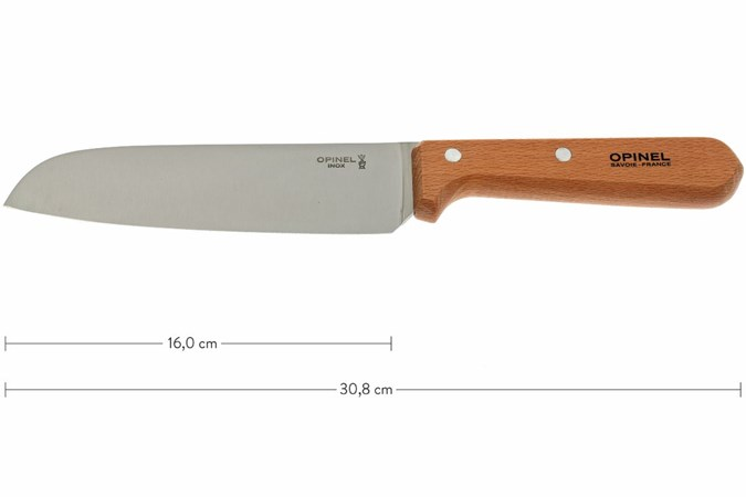 Opinel Santoku Knife No 119 Classic Advantageously Shopping At