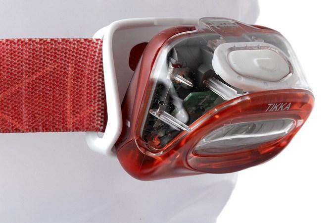 petzl tikka red stirnlampe e93hma g nstiger shoppen bei. Black Bedroom Furniture Sets. Home Design Ideas