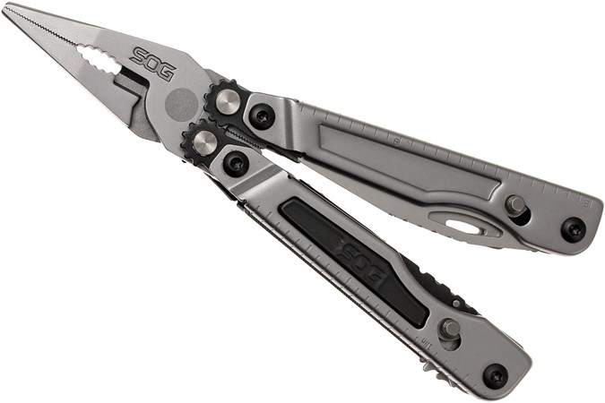 SOG PowerPlay & 12-teiliges Bit-Set Multitool PX1001N-BX | Günstiger ...