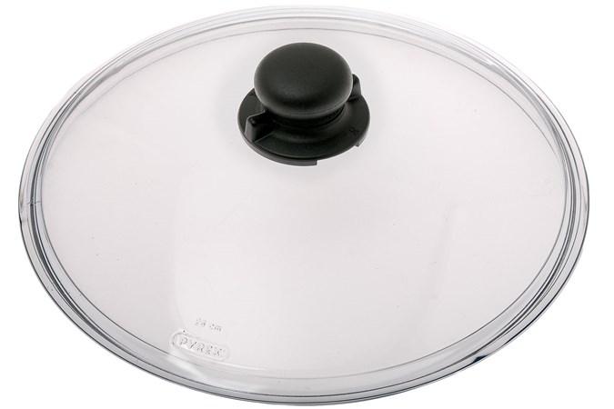 spring vulcano classic glasdeckel 28 cm g nstiger shoppen bei. Black Bedroom Furniture Sets. Home Design Ideas