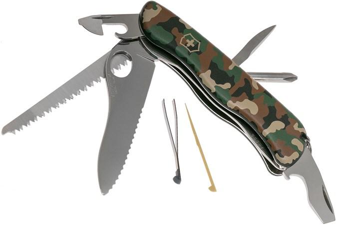 victorinox trailmaster couteau suisse camouflage achetez prix avantageux chez. Black Bedroom Furniture Sets. Home Design Ideas