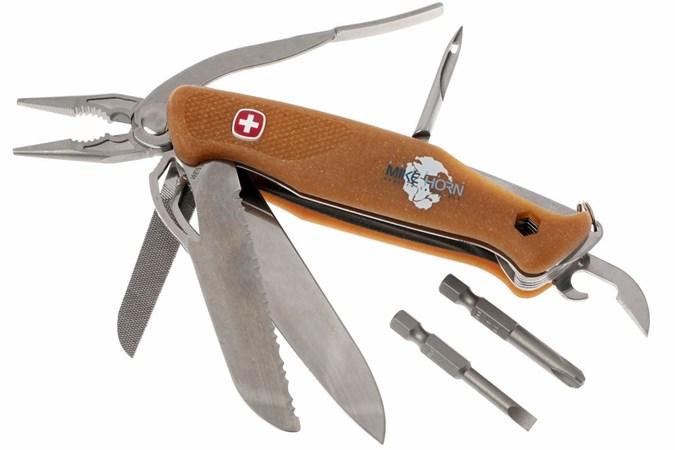 Wenger Mike Horn Ranger Swiss Pocket Knive
