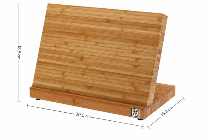 zwilling 35046 110 magnetischer messerblock g nstiger shoppen bei. Black Bedroom Furniture Sets. Home Design Ideas