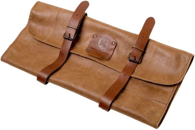 knivesandtools messertasche leder florida cognac 45x47 g nstiger shoppen bei. Black Bedroom Furniture Sets. Home Design Ideas