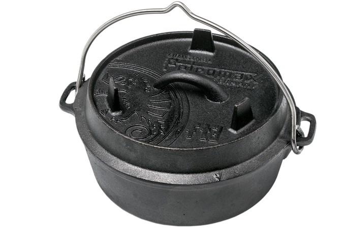 Petromax Dutch Oven ft3 platte bodem, FT3-T