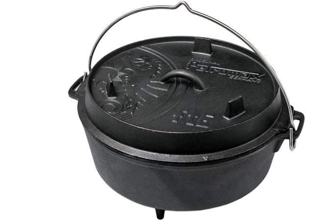 Petromax Dutch Oven ft6 met pootjes
