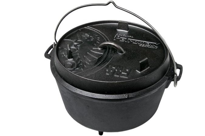 Petromax Dutch Oven ft9 met pootjes