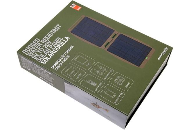 PowerTraveller Solargorilla Solarladegerät   Preisvergleich