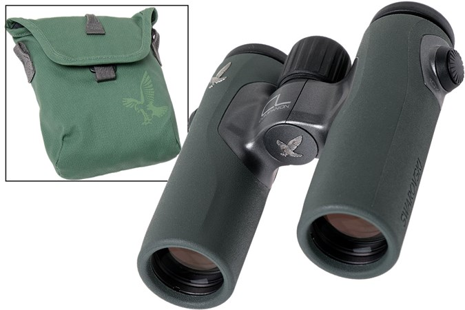 Swarovski cl companion fernglas grün urban jungle paket