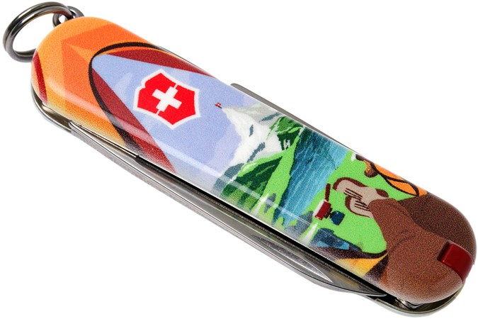 Victorinox Classic Call Of Nature Limited Edition 2018 0
