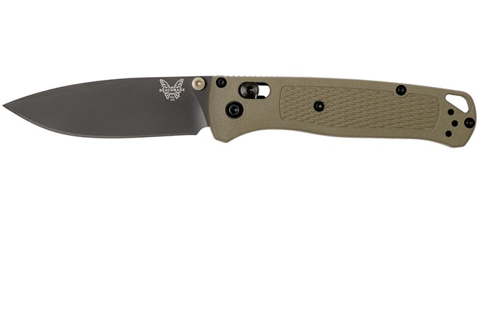 Benchmade Bugout 535GRY-1 Ranger Green pocket knife