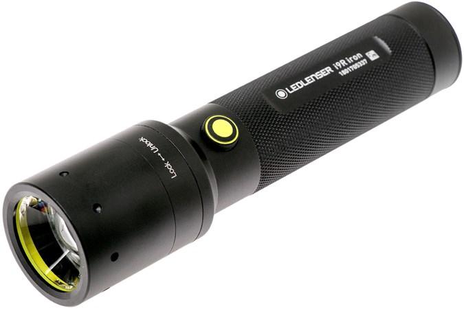 Ledlenser I9ri Industrial Rechargeable Lampe De Poche EH29DI