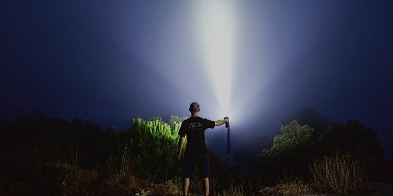 stärkste taschenlampe